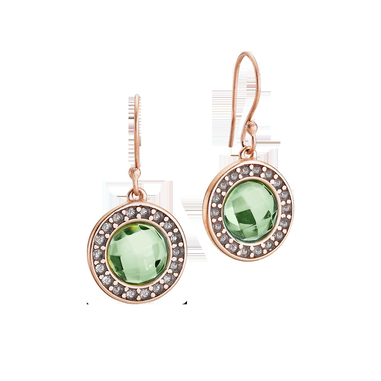 Glamorous Green Amber by Mai Manniche