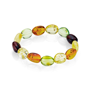 Pure Mixed Amber bracelet