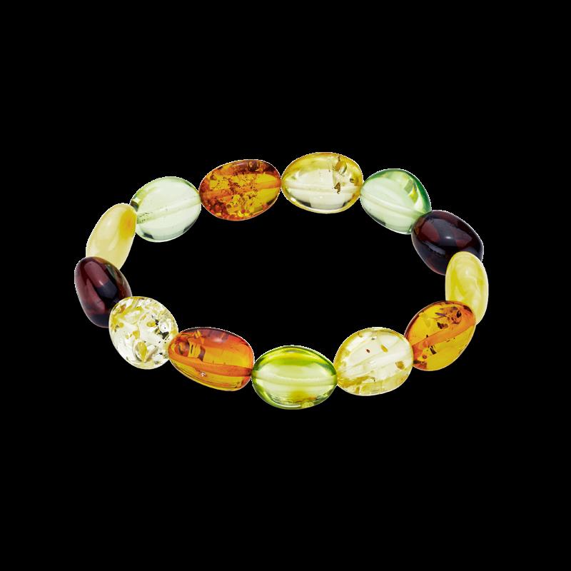Pure Mixed Amber bracelet