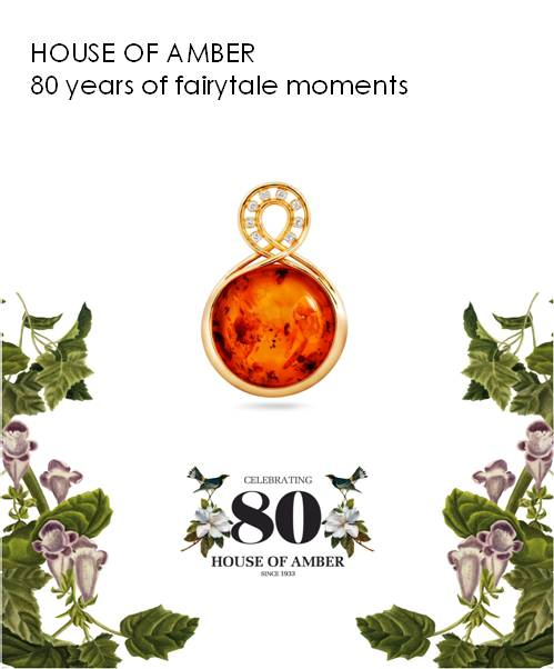 House of Amber celebrates 80 years anniversary
