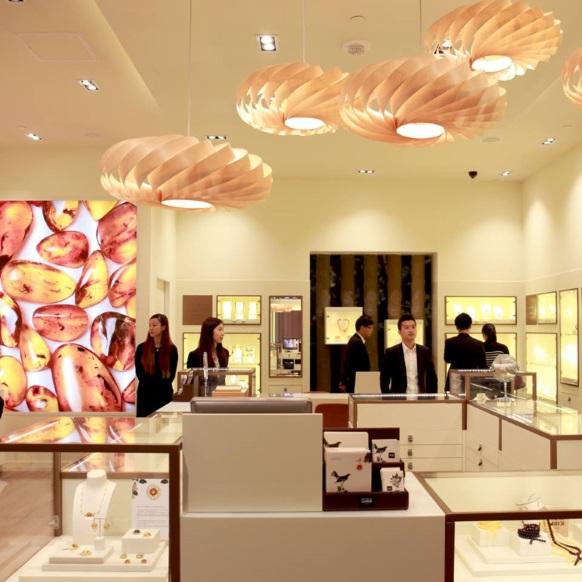 Ny konceptbutik i Macau