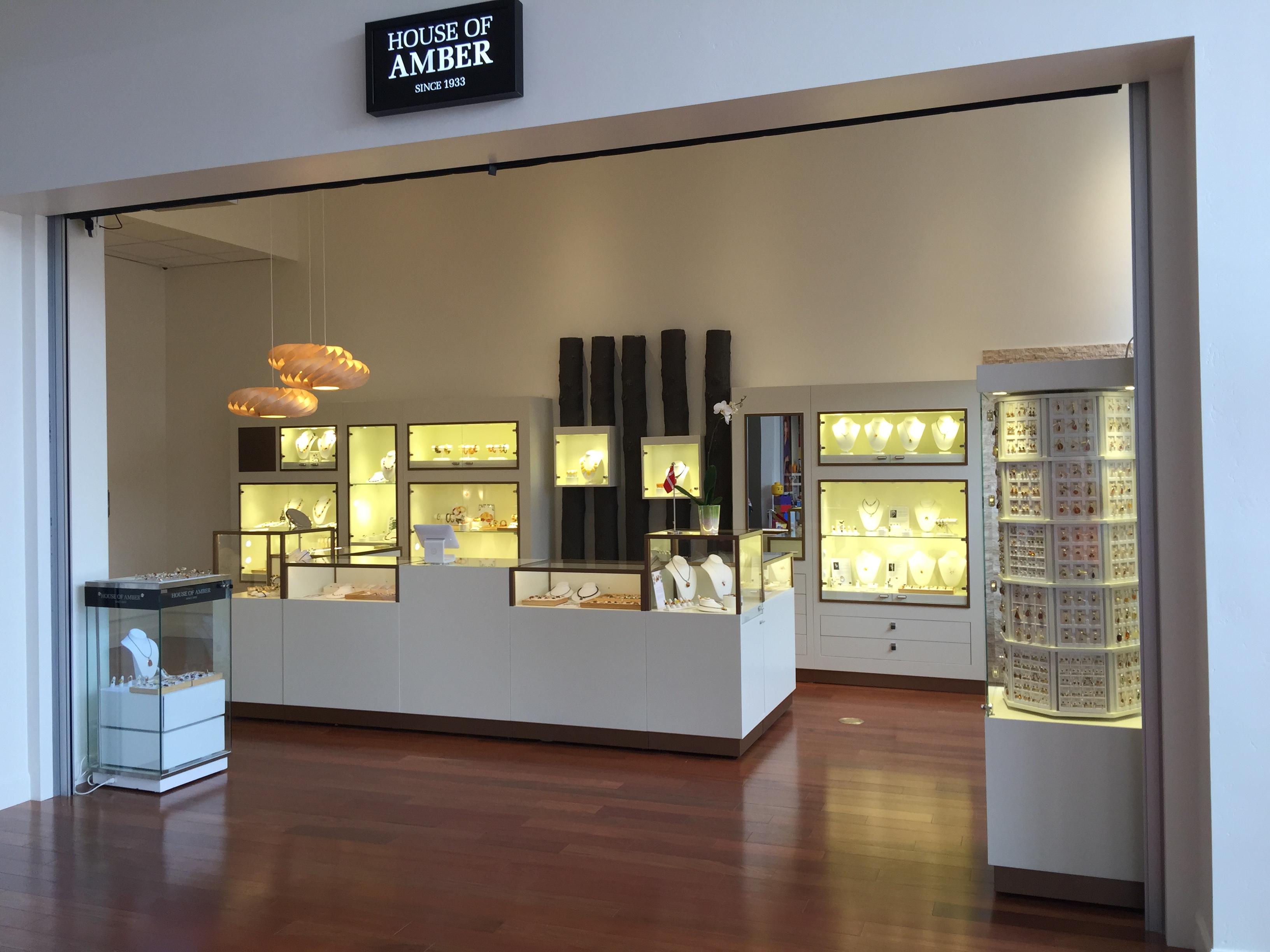 House of Amber åbner i USA